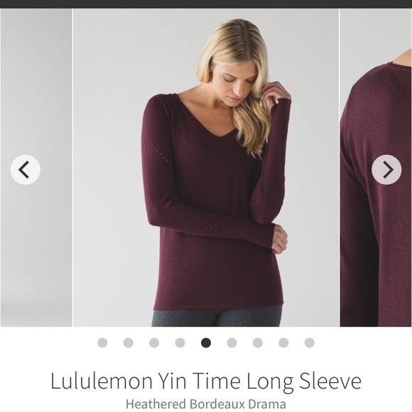 Yin time sweater